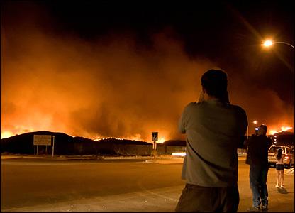 fire, pooya monajemi, california, wildfires, hell