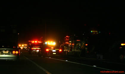 fire engines, wildfires, california, los angeles, evacuation