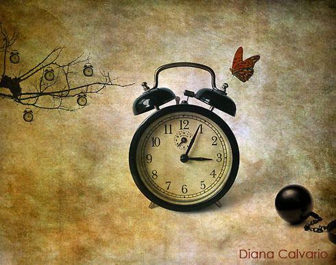calvario's time