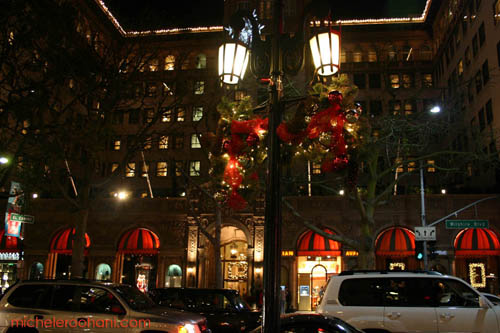 michele roohani rodeo drive christmas beverly regents hotel