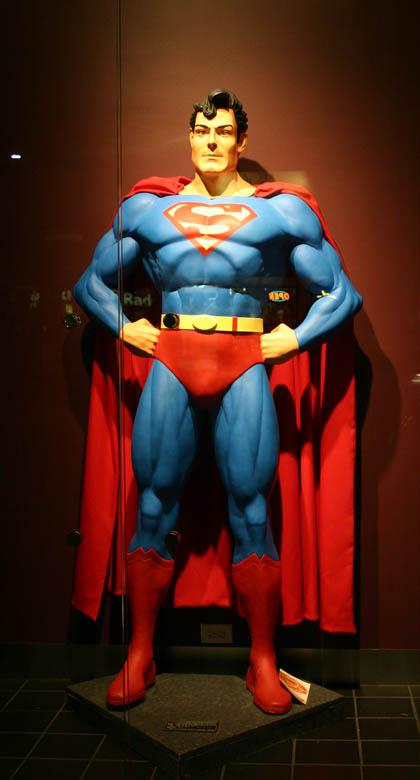 michele roohani christmas  rodeo superman
