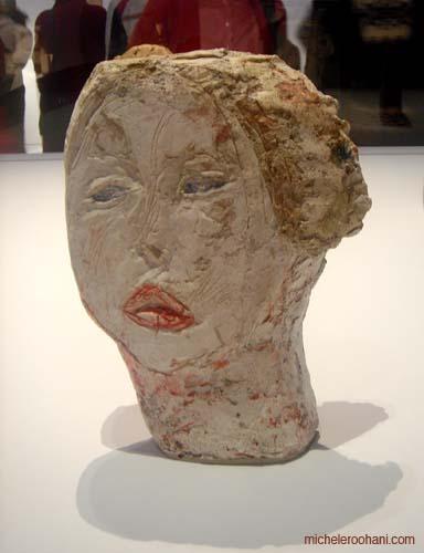 giacometti woman