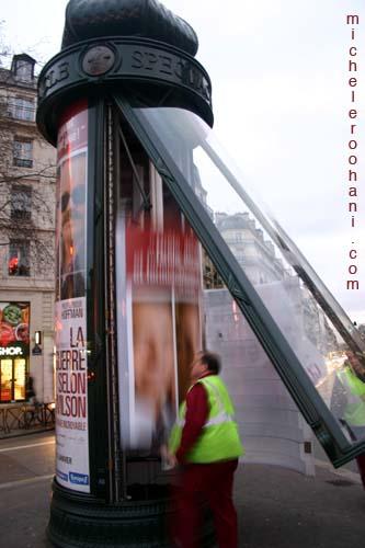 montparnasse advertising