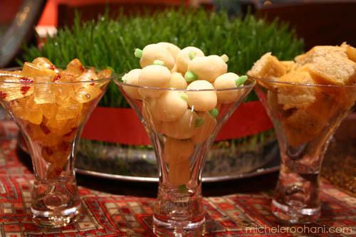 norooz sweets micheleroohani
