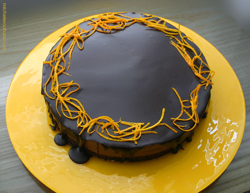 chocolate orange cake micheleroohani