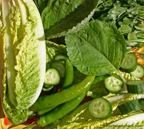 eat your vegetables micheleroohani
