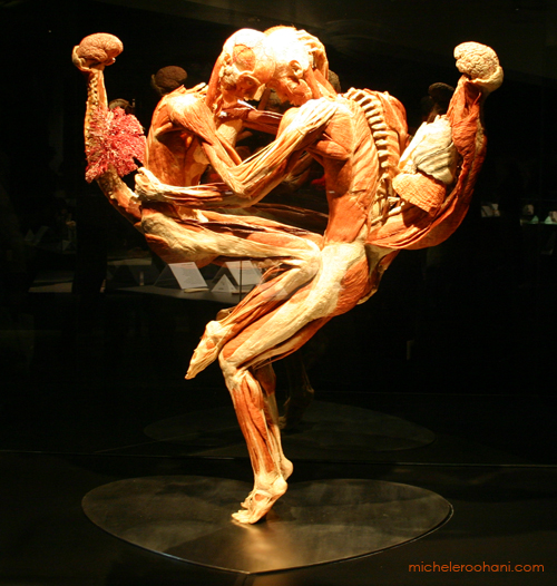 Gunther von Hagens lovers michele roohani