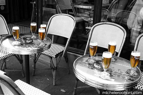 beer café michele roohani
