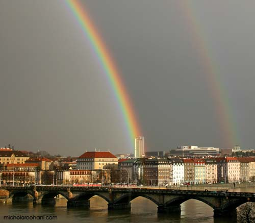 double rainbow michele roohani prague