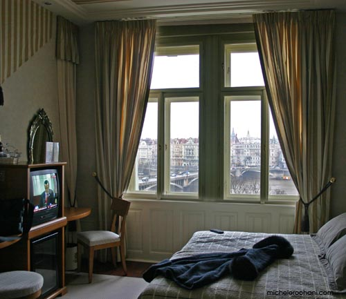 michele roohani prague room with a view