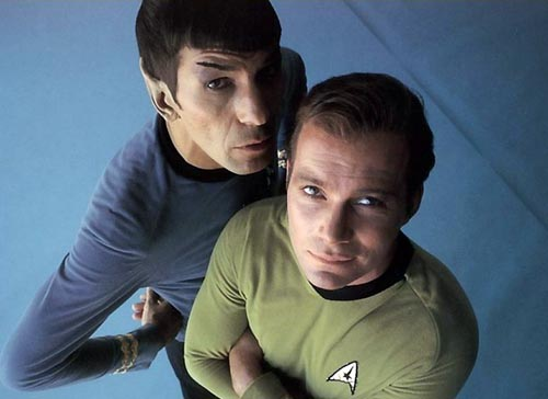 spock and kirk michele roohani