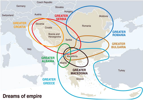 balkan map le monde diplomatique michele roohani