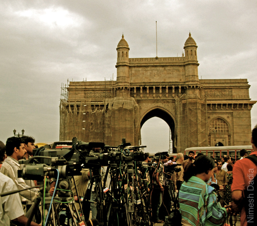 press mumbai attacks nimesh dadia michele roohani gateway of india