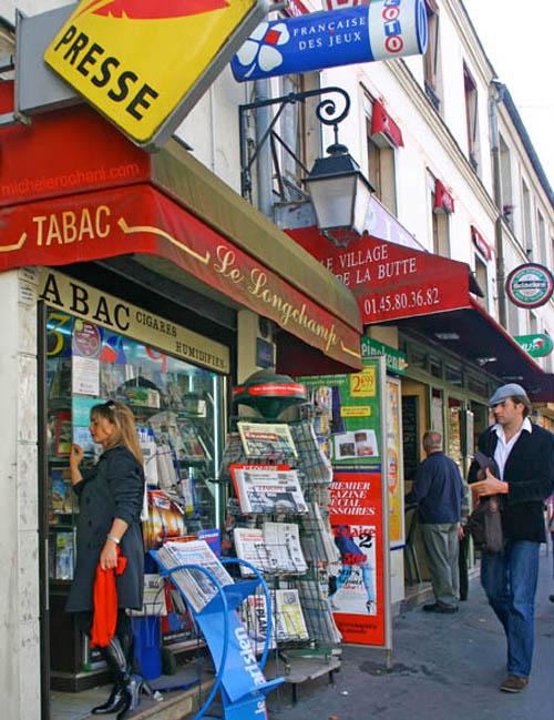 lisa tahmassi paris presse tabac france michele roohani butte aux cailles