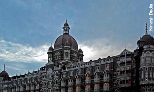 Taj hotel mumbai attacks nimesh dadia michele roohani