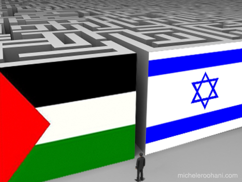 palestine middle east israel hamas maze michele roohani