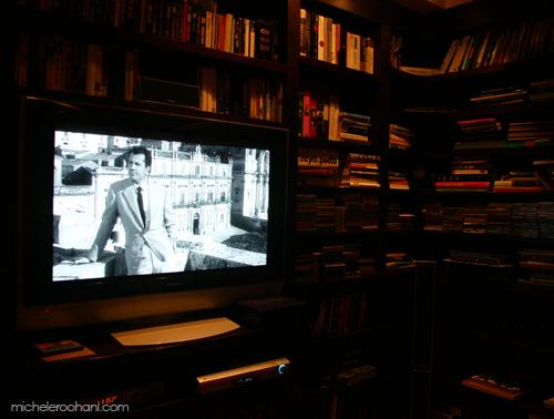 l'avventura chez moi Gabriele Ferzetti michele roohani