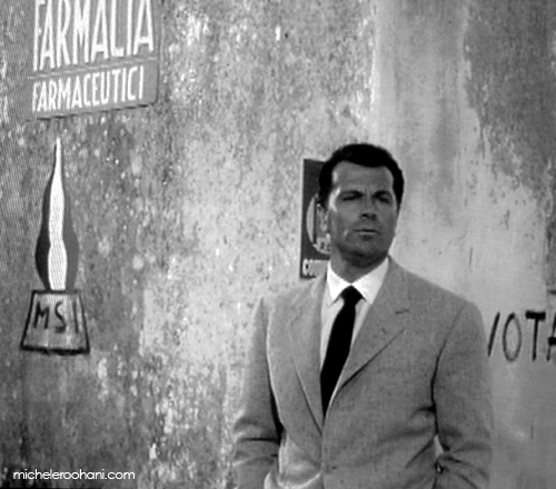 l'avventura Gabriele Ferzetti michele roohani