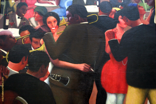 Blues Archibald J. Motley Jr 1929 michele roohani