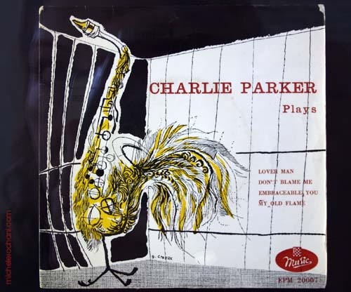Charlie Parker michele roohani Bird