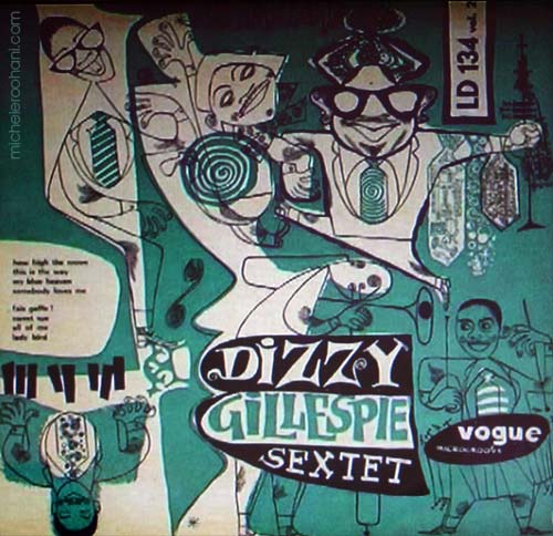 Dizzy Gillespie michele roohani