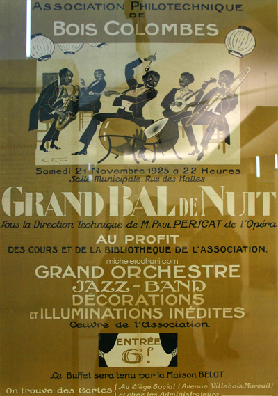 Grand Bal de Nuit poster michele roohani