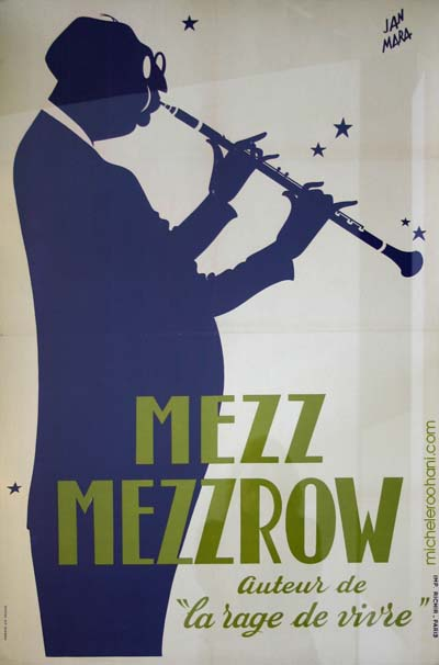 Jan Mara Mezz Mezzrow michele roohani