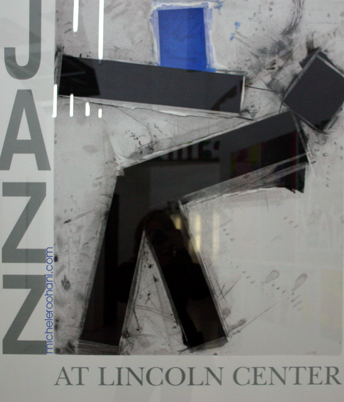 jazz Lincoln center poster michele roohani