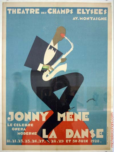 Jonny Mene 1928 michele roohani