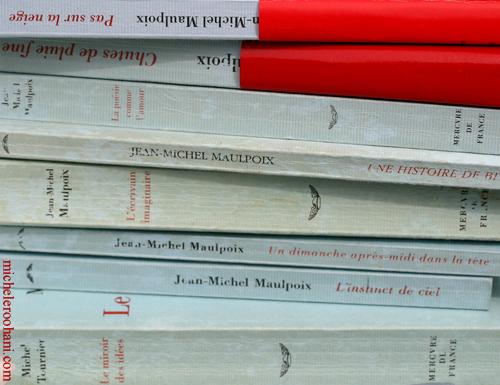 maulpoix books livre une histoire de bleu michele roohani