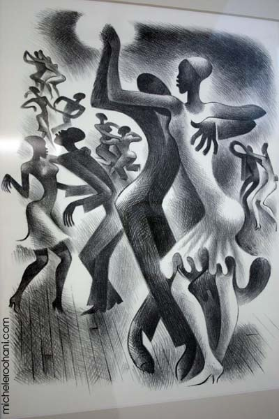 the Lindy hop Miguel Covarrubias 1936 michele roohani