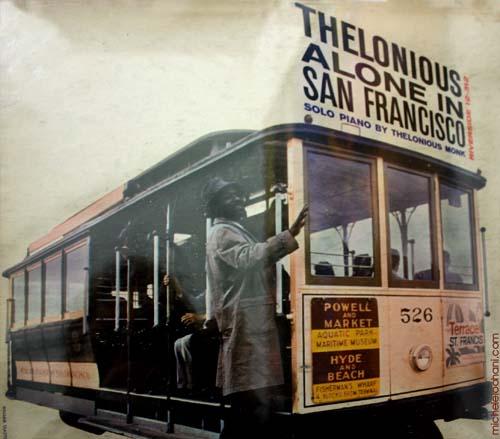 Thelonious Monk San francisco michele roohani