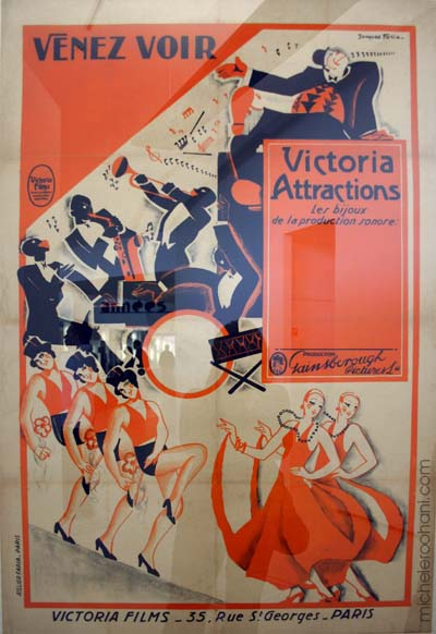 victoria attraction poster michele roohani