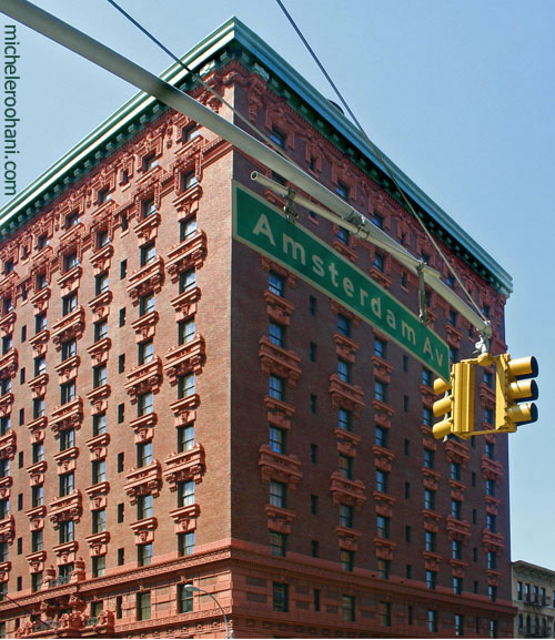 amsterdam avenue ny traffic light michele roohani