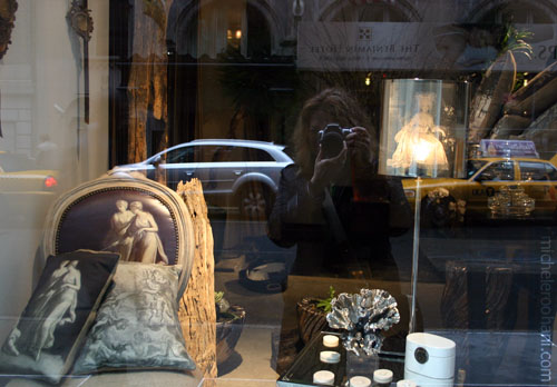 window shopping manhatan marie antoinette michele roohani