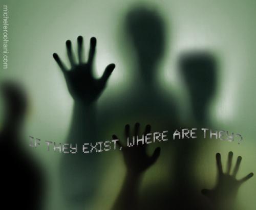 fermi paradox aliens michele roohani extraterrestrial ET