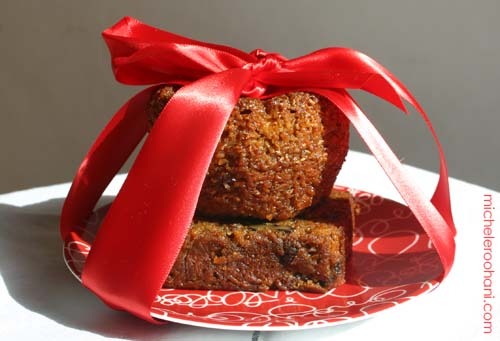 red ribbon bran muffin michele roohani