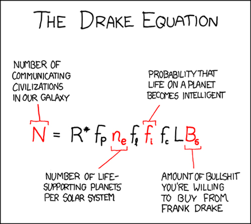 the drake equation cartoon michele roohani