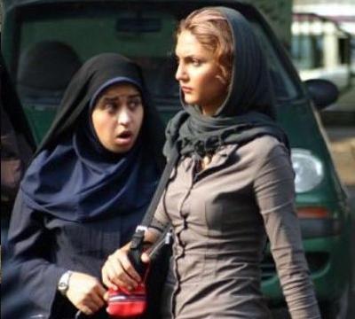 iranian women worlds apart