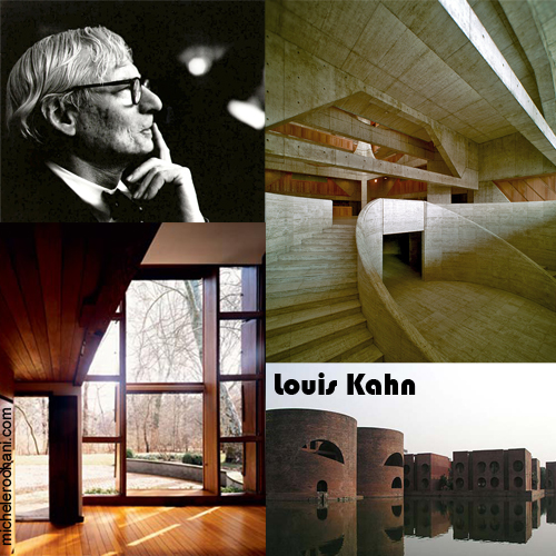 from mies to kahn i love my architects michele roohani. Black Bedroom Furniture Sets. Home Design Ideas