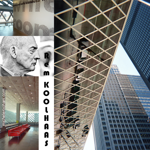 rem koolhaas michele roohani seattle public library