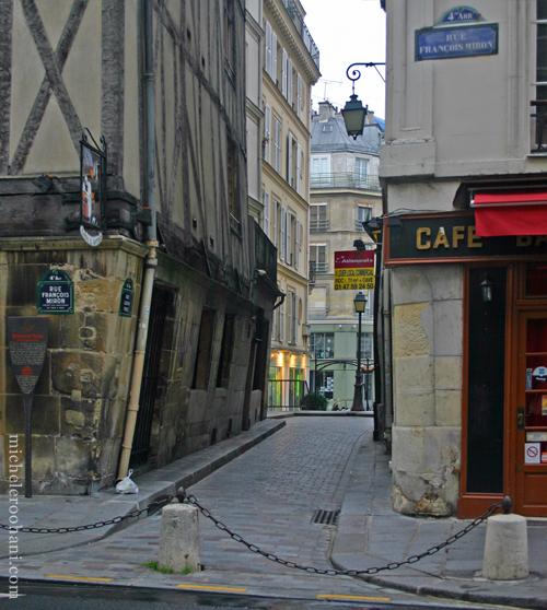 francois miron street paris michele roohani
