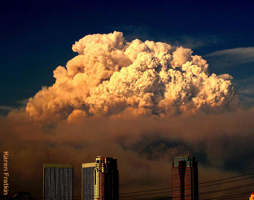 Karen Fratkin los angeles wild fire century city mcihele roohani