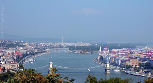 budapest danube panorama michele roohani