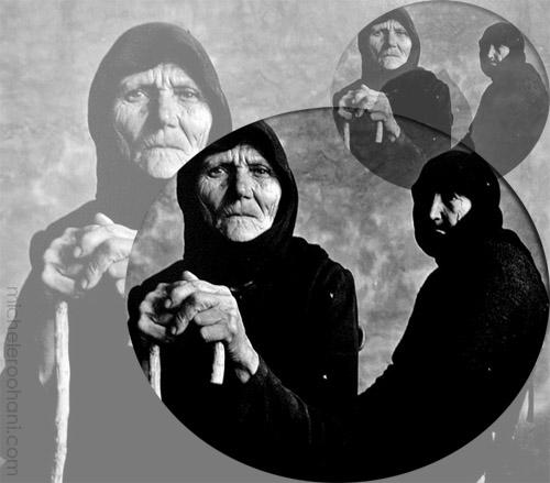 cretan women 1964 irving penn michele roohani
