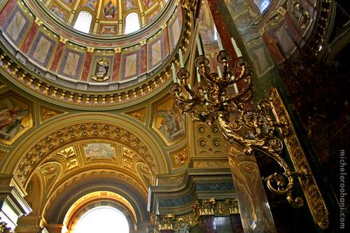 saint stephen basilica budapest michele roohani