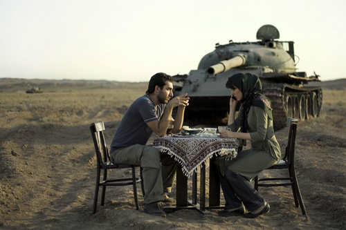 gohar dashti tea and tank michele roohani photoquai