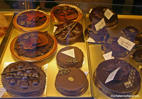 strasbourg christmas chocolate cakes christian patisserie michele roohani