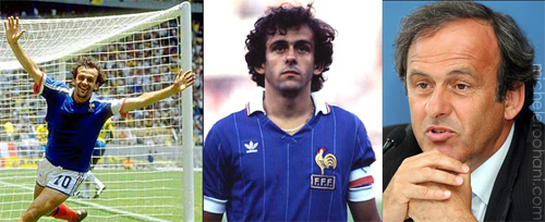 michel platini world cup 2010 micheleroohani