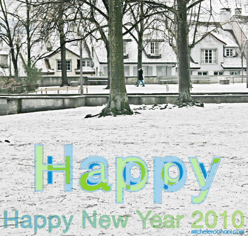 zurich snow lindenhof 2010 new year michele roohani